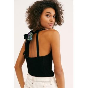 Free People | One Call Away Halter Top